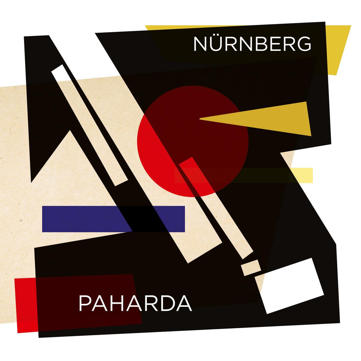 Nürnberg - Paharda (LP; 2020)