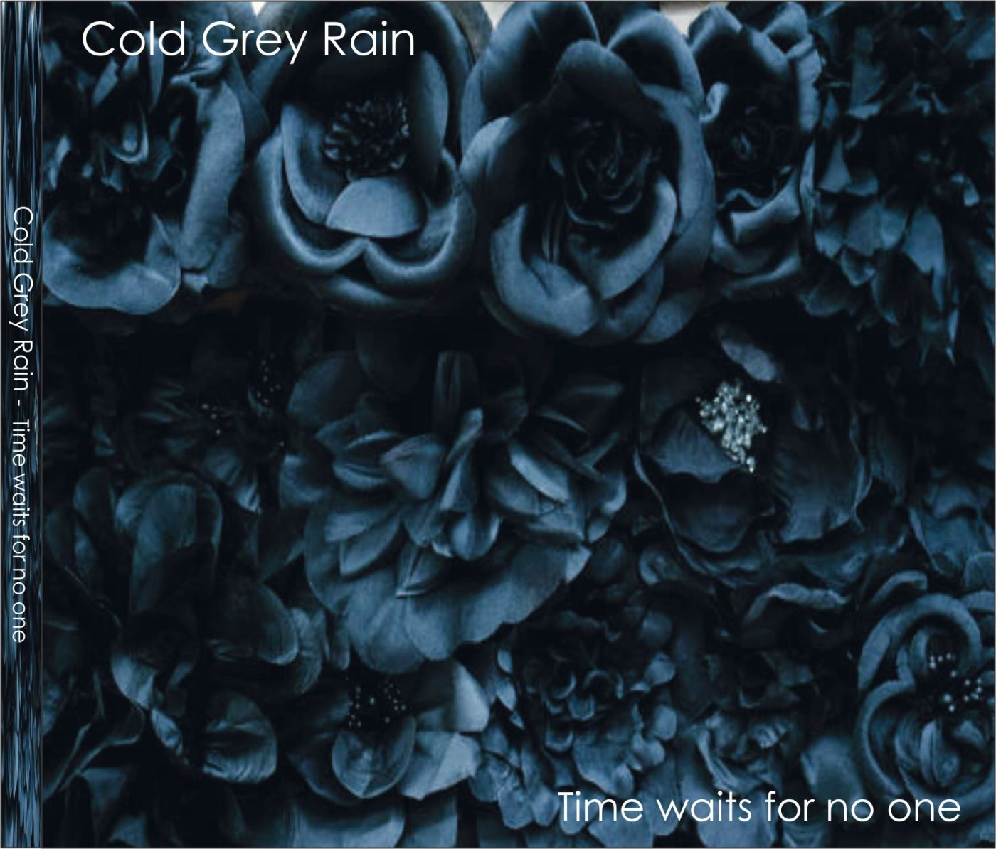 Cold Grey Rain - Time Waits For No One (LP, 2020)