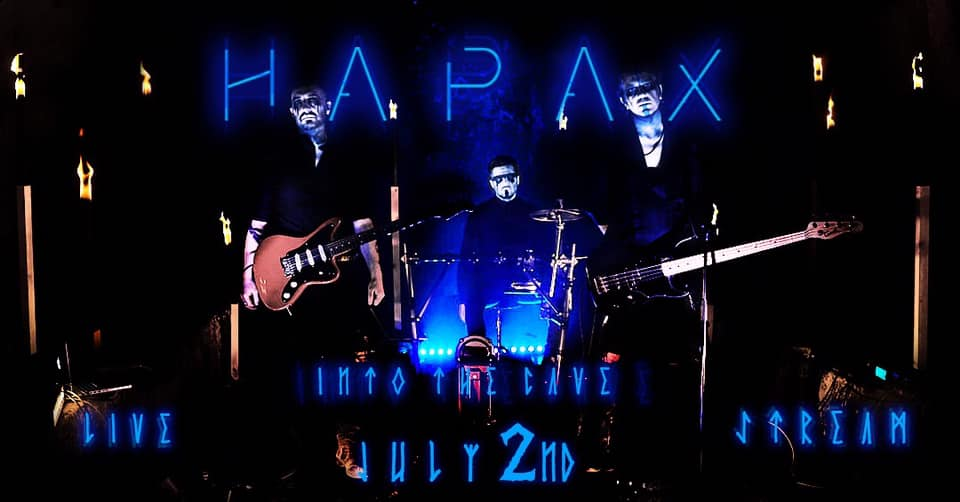 Hapax - Into The Cave (03.07.2020)