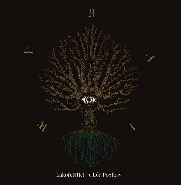 Kakofonikt - Chór Pogłosy - Wyraj (CD; 2020)