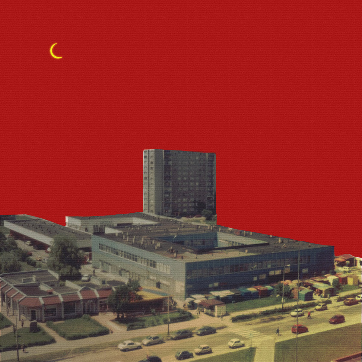 Blokowisko - Płonie (LP, 2020)