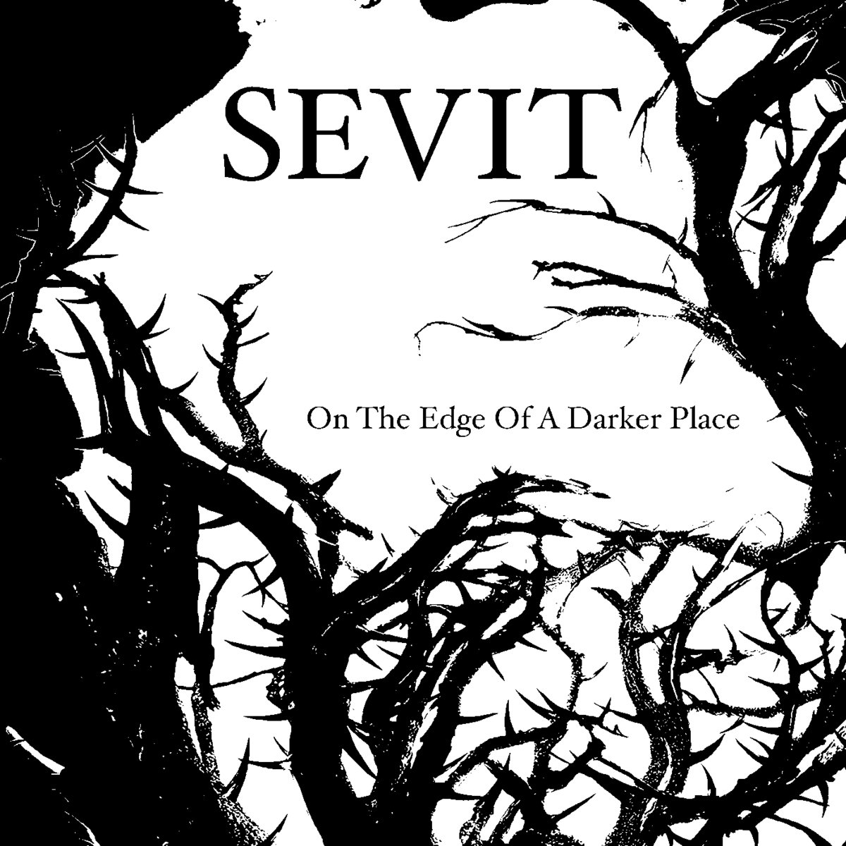 Sevit - On The Edge Of A Darker Place (LP, 2020)