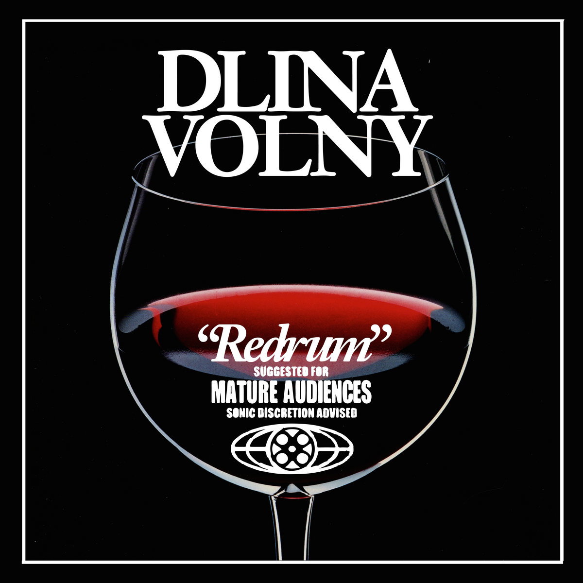 Dlina Volny - Redrum (single, 2021)