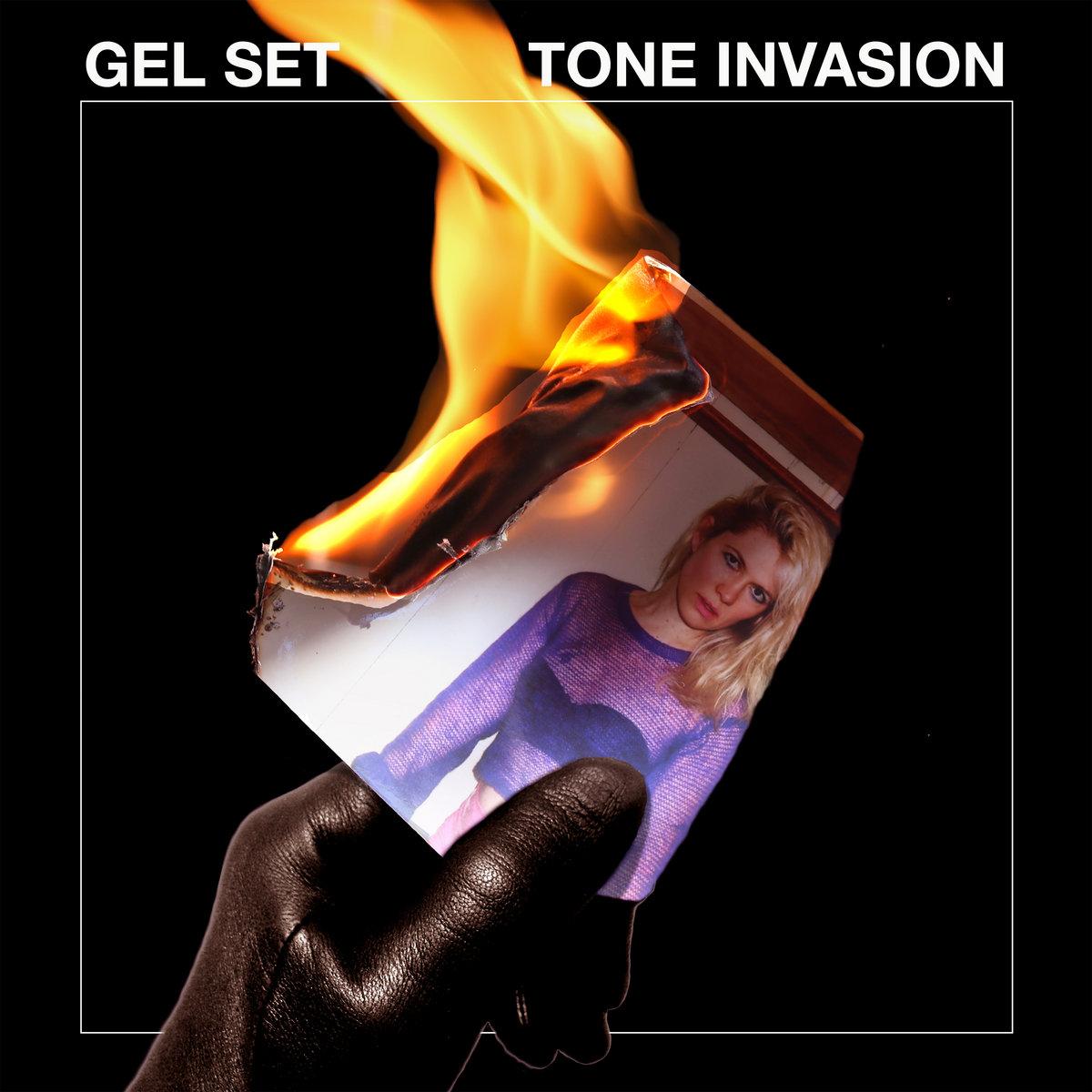 Gel Set - Tone Invasion (LP, 2021)
