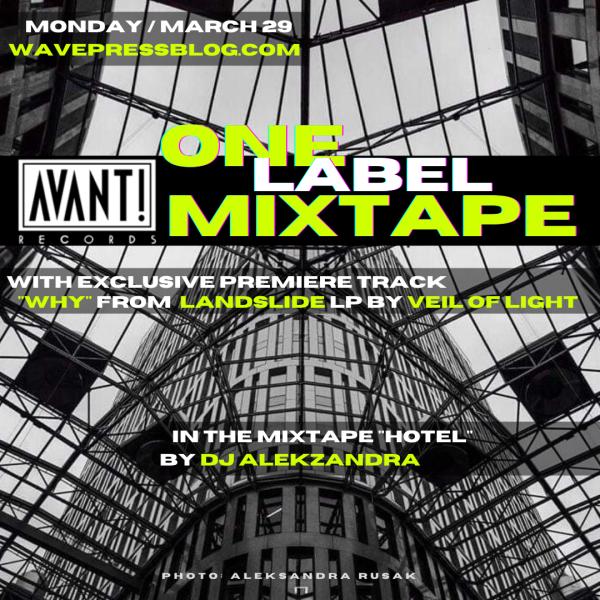 One Label Mixtape #2 - Avant! Records