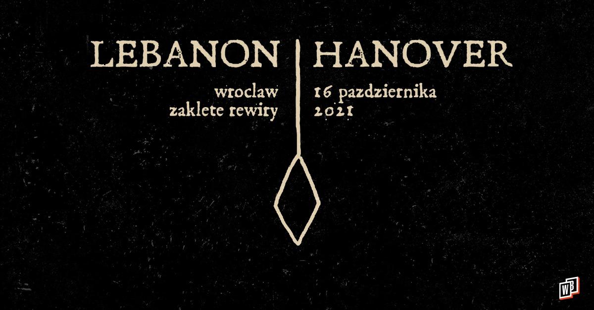 Lebanon Hanover - 16.11.2021 - Wrocław