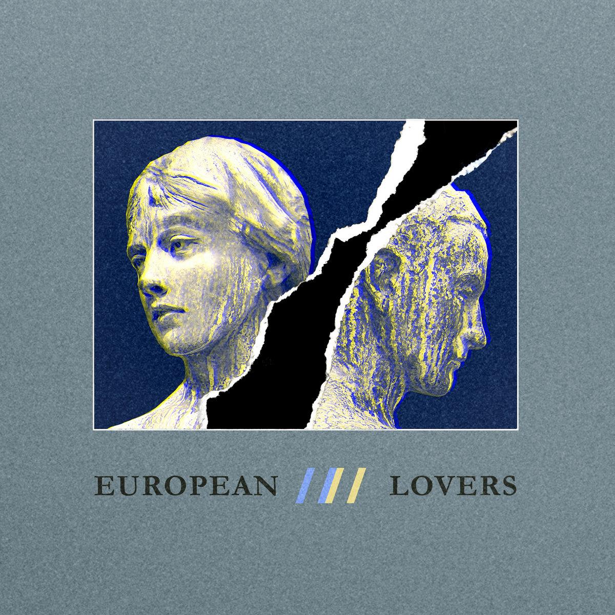 Steven Jones and Logan Sky - European Lovers (LP 2021)