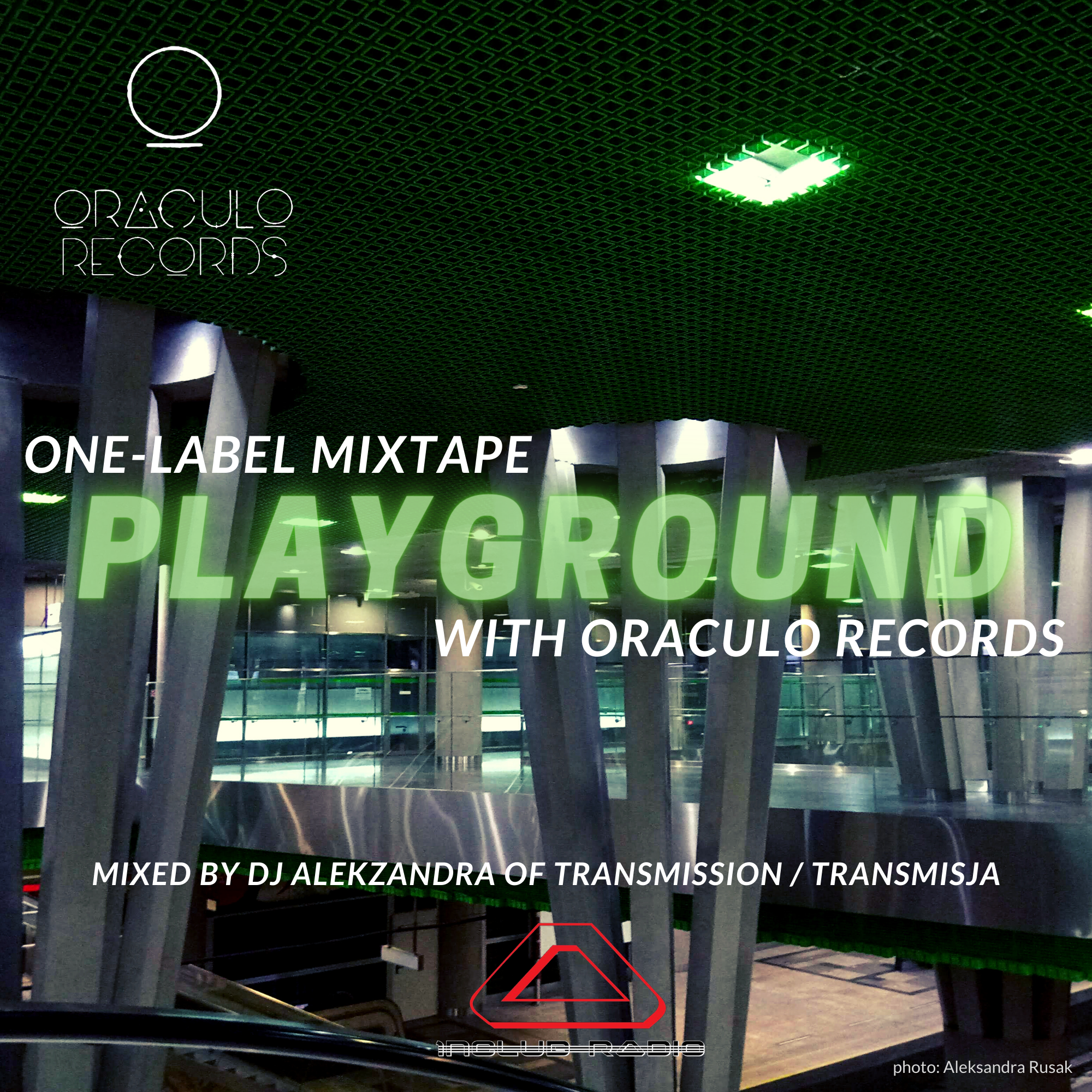 Playground - One Label Mixtape - Oraculo Records