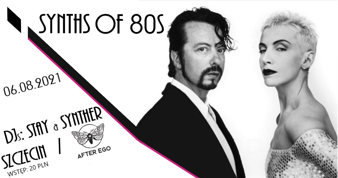 Synths of 80s (06.08.2021 - Szczecin - After Ego)