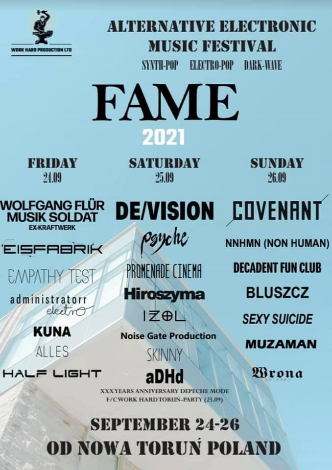 Fame Festival 2021