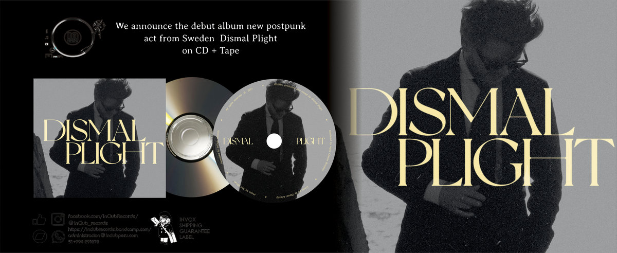 Dismal Plight - od InClub Records (Bandcamp)