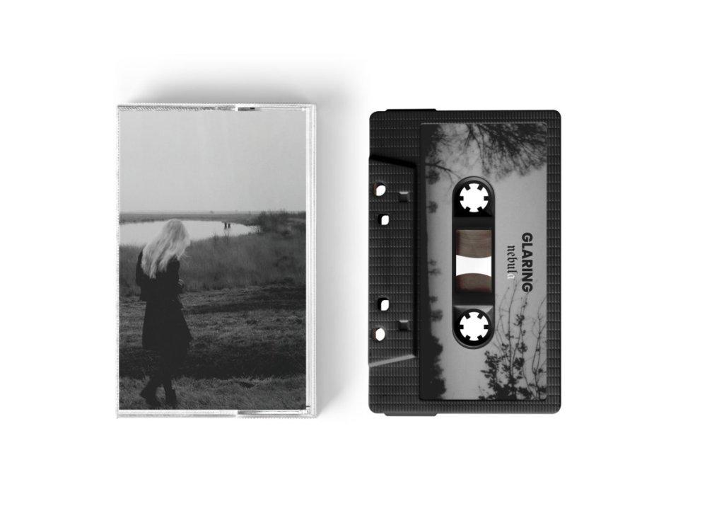 Glaring - Nebula (kaseta magnetofonowa v.1 / Wave Tension Records)