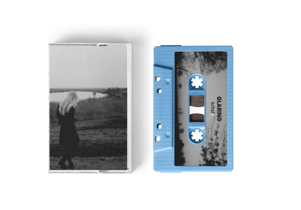 Glaring - Nebula (kaseta magnetofonowa v.2 / Wave Tension Records)