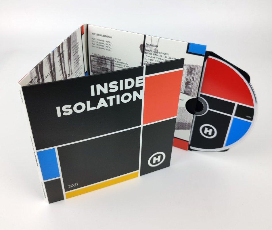 Hiroszyma - Inside Isolation (Requiem Records)