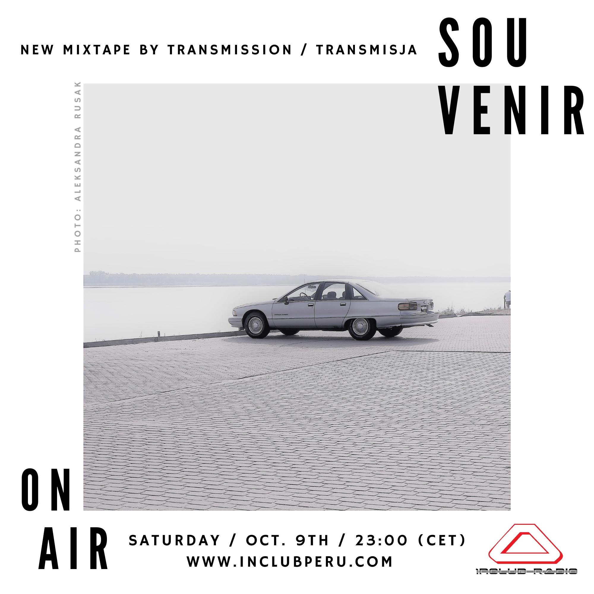Souvenir - Mixtape by DJ Alekzandra for InClub Radio